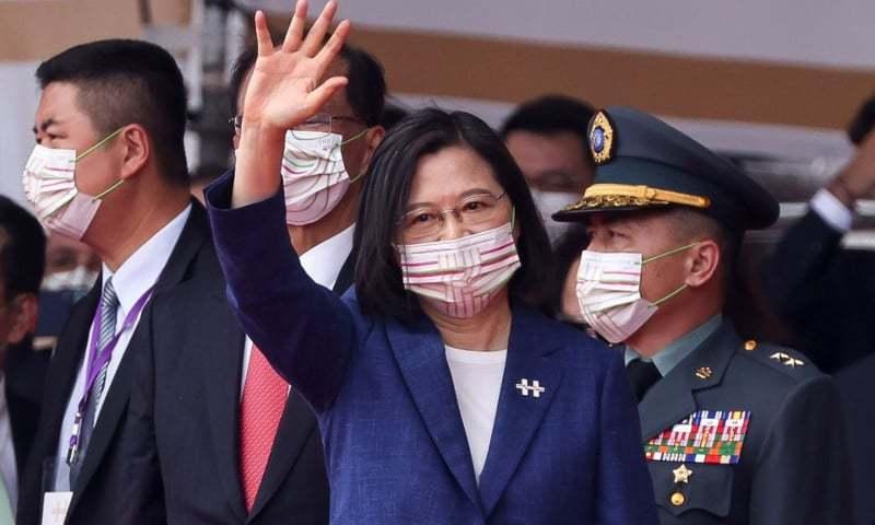 شی جن پنگ تائیوان کے حصول کو اپنے اقتدار کے کلیدی مقصد کے طور پرلیتے ہیں— رائٹرز