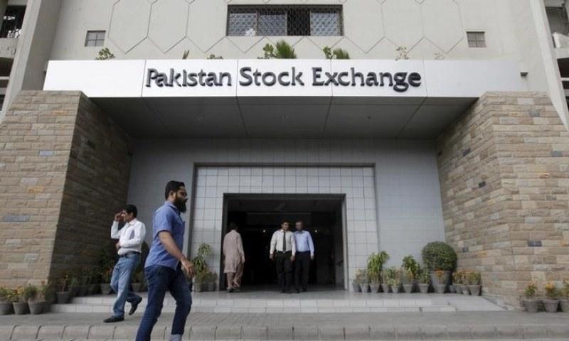 پاکستان اسٹاک ایکسچینج چھ ماہ کی کم ترین سطح پر بند