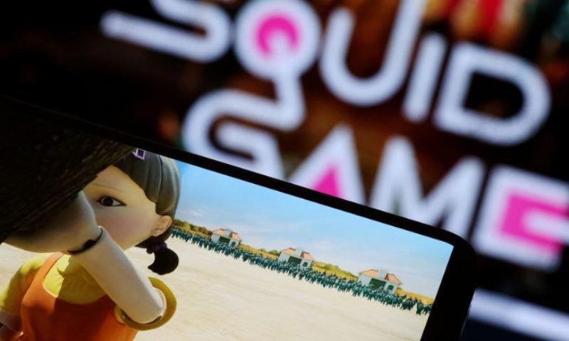'اسکوئڈ گیم' نیٹ فلیکس کی مقبول ترین ڈراما سیریز بن گئی