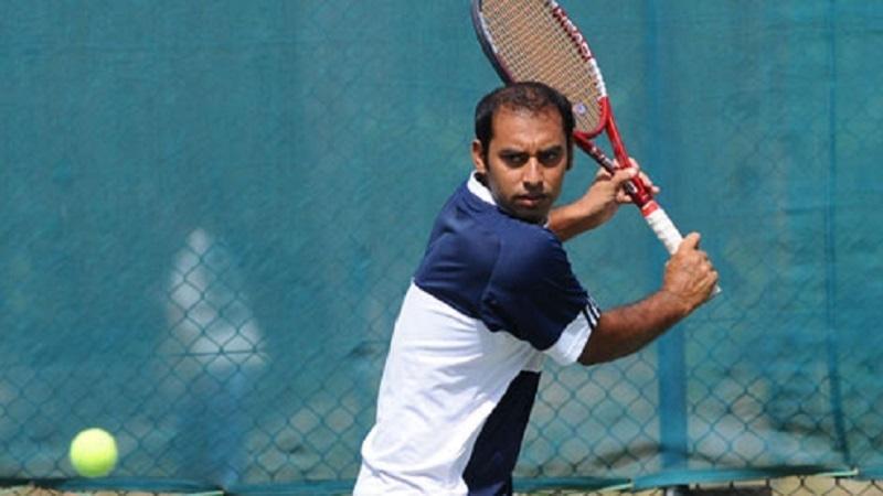 This file photo shows Aqeel Khan. — Dawn/File