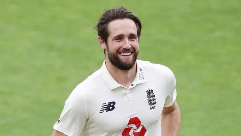 Chris Woakes is seen during a match in this file photo. — Reuters/File