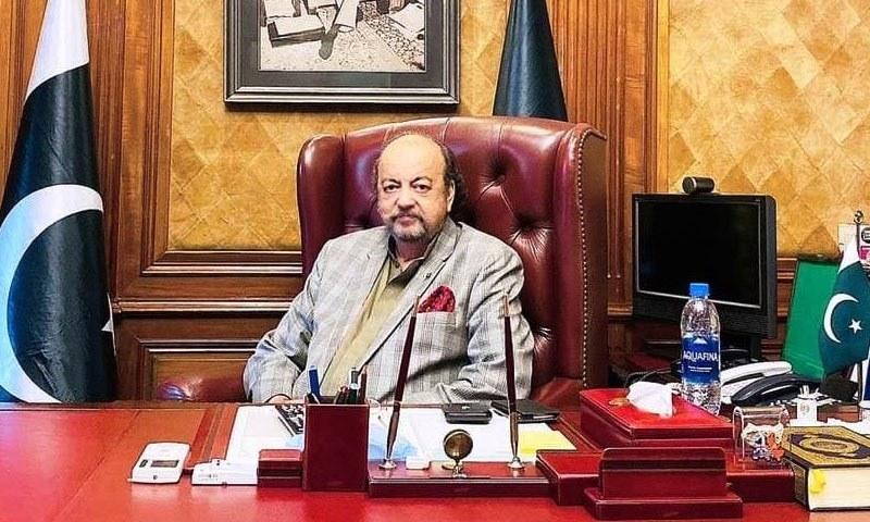 آمدن سے زائد اثاثے کے کیس میں سندھ ہائی کورٹ نے آغا سراج درانی کی اہلیہ اور بیٹوں کی ضمانت منظور کرلی۔ - فائل فوٹو:فیس بک