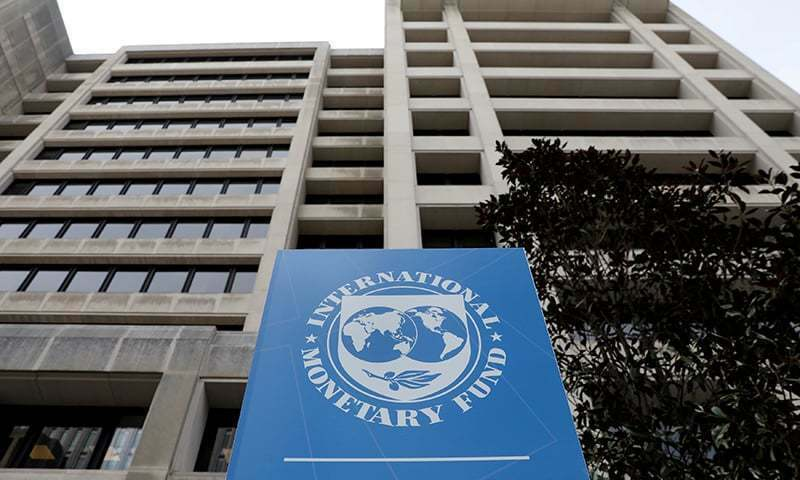 The International Monetary Fund headquarters building is seen ahead of the IMF/World Bank spring meetings in Washington, US, April 8, 2019. — Reuters/File