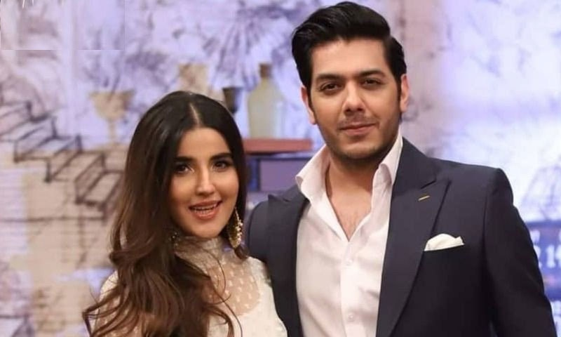 حریم فاروق فلم میں آئٹم سانگ نہیں بلکہ خصوصی گانے پر پرفارمنس کریں گی، گوہر ممتاز—فوٹو: انسٹاگرام
