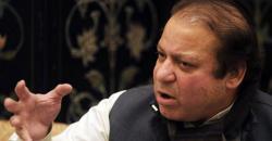 Four priority areas for Nawaz Sharif