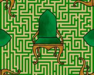 Labyrinths of power and the fun times in exile