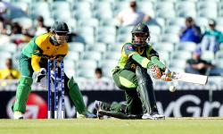 The unbearable lightness of Pakistan's batsmen