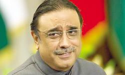 'Superstitious' Zardari delays diplomatic formalities
