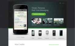 WhatsApp introduces voice messaging feature; monthly users top 300 million