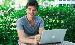 Student Profile: Anoop