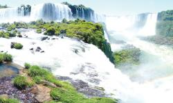 Nature's wonders:  The wonderful world of waterfalls