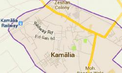 The Kot of Kamalia