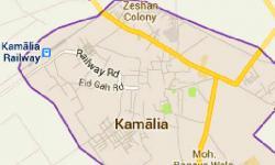 The Kot of Kamalia