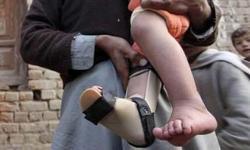 Four-month old polio victim dies in Pakistan