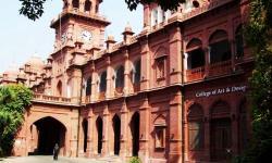 Punjab campus all quiet
