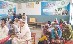 Community involvement: Back to school