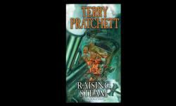 REVIEW: Raising Steam by Terry Pratchett