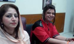 Sindh govt gives jobs to three transgenders