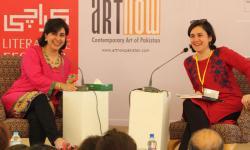 5th Karachi Literature Festival: Art: a world apart