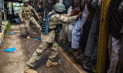 Pak-Afghan border security