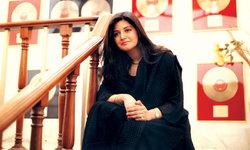 پاپ موسیقی کی پاکستانی ملکہ کی یادگار تصاویر