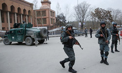 Uncertainty about Afghanistan polls' final result