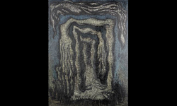 Sadequain's work fetches high price at auction