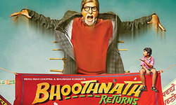 Movie Review: 'Bhoothnath Returns', better than the original