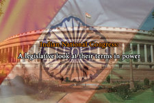 Video: Legislative achievements of the Indian National Congress