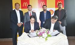 Drive-thru restaurants: Shell Pakistan, McDonalds Pakistan sign MoU