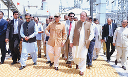 Govt to work for uplift of all provinces, says Sharif
