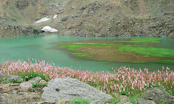 Kaghan valley: Lake district