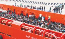 اٹلی میں کشتی سے 30 لاشیں برآمد