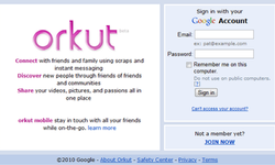 Goodbye, Orkut!