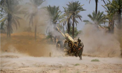 Iraqi army retakes Saddam's birthplace