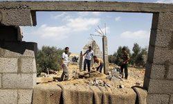 اسرائیل کی بمباری میں نو فلسطینی ہلاک
