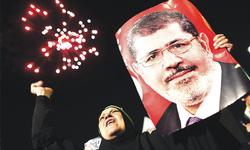 The man the Israeli-Palestinian crisis needs most? Egypt's Morsi
