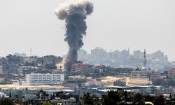 اسرائیلی حملے، غزہ میں ہلاکتوں کی تعداد 100 تک پہنچ گئیں
