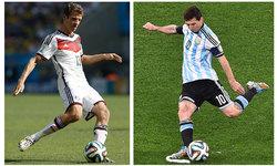 جرمنی اور ارجنٹائن میں شاندار مقابلہ موقع