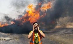 مسلم امّہ، آلو کے پکوڑے اور منہ کے فائر