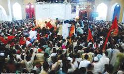Qalandar shines over Sehwan