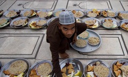 The last iftar