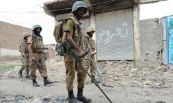 Two soldiers, seven Uzbek terrorists killed in N Waziristan: ISPR