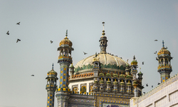 The enchanting beauty of Sachal Sarmast's shrine