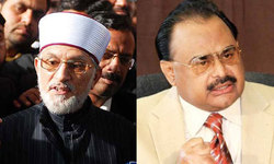 Altaf appeals to Qadri to show patience