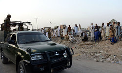 Displaced people in quandary over burying their dead