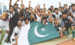Five lessons from  the India-Pakistan football series