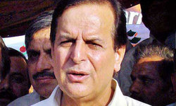 Hashmi exposed PTI, PAT working on foreign agenda: PML-N