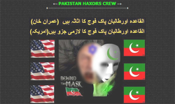 'Anonymous Pakistan': Hacking spree continues, PTI sites targeted