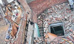 Four of a family killed in Sargodha roof collapse